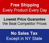 Free Shipping No Tax Price Match